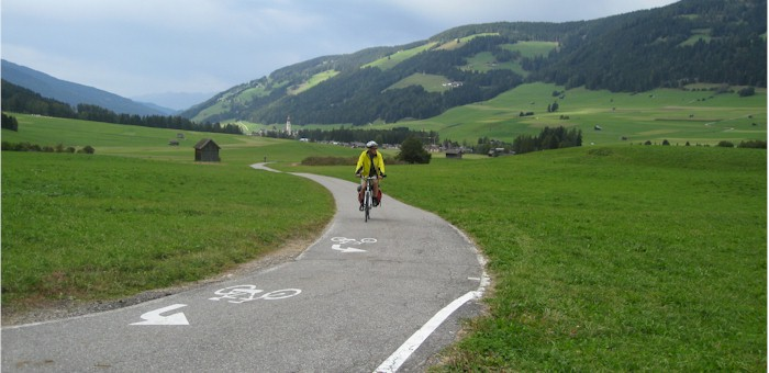 Cycling through Val Pusteria. 992913ee4
